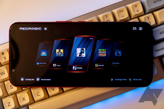 Red Magic 3S not-review: Jag gillar den här dumma telefonen 3