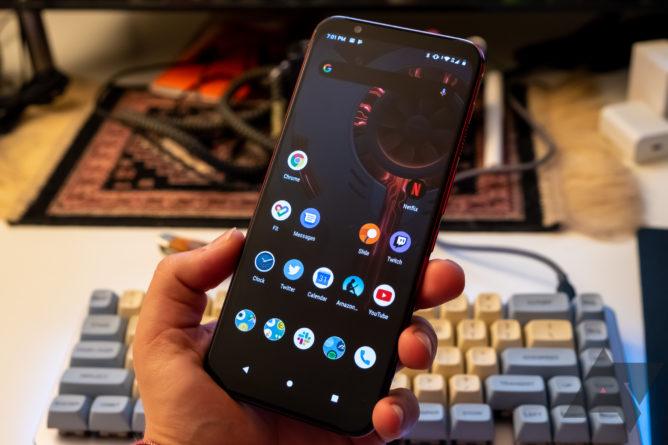 Red Magic 3S not-review: Jag gillar den här dumma telefonen 5