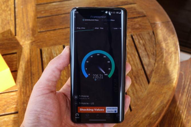 V novej 5G sieti T-Mobile som použil OnePlus 7T Pro McLaren 5G - tu je to, čo som sa naučil 1