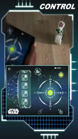 Hasbro predstavuje nové hračky Star Wars, ktoré súvisia s aplikáciou DO Droid a Lightsaber Academy 2