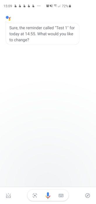 Google Assistant påminnelser blir väldigt mer användbara när meddelanden blir obundna 4