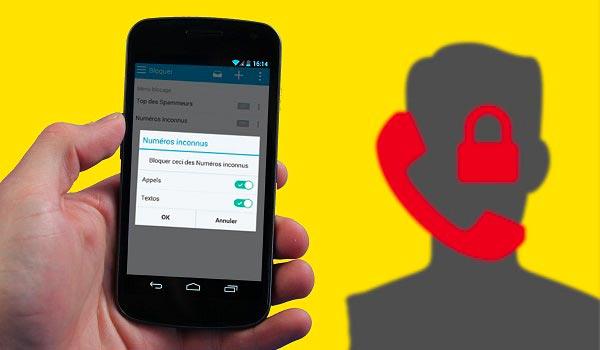5    aplikácia na blokovanie spamových hovorov v systéme Android