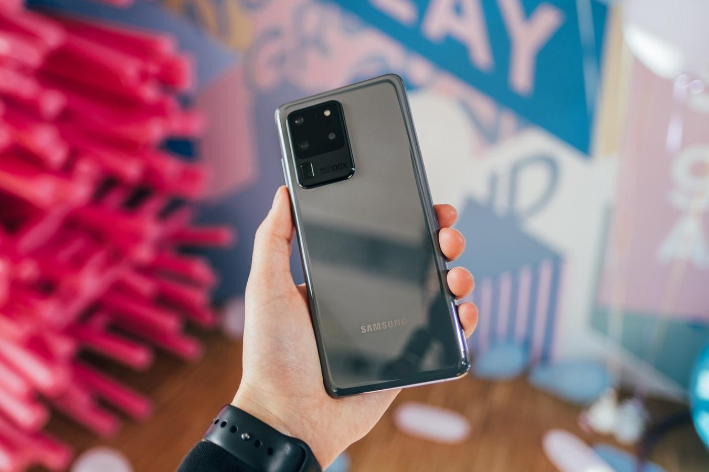 Các tính năng và cài đặt AR trên Samsung S20 1