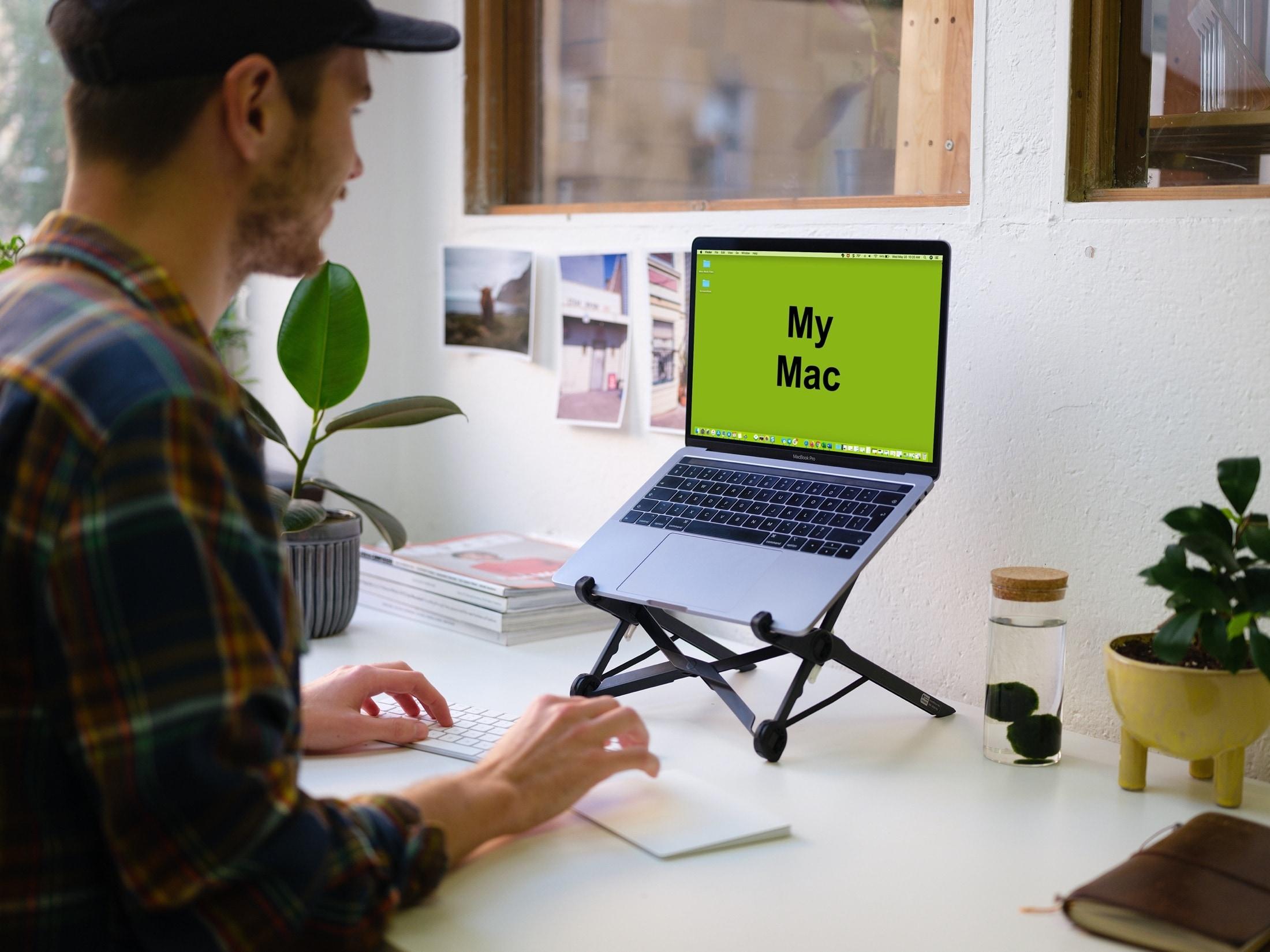 Tùy chỉnh Mac - MacBook