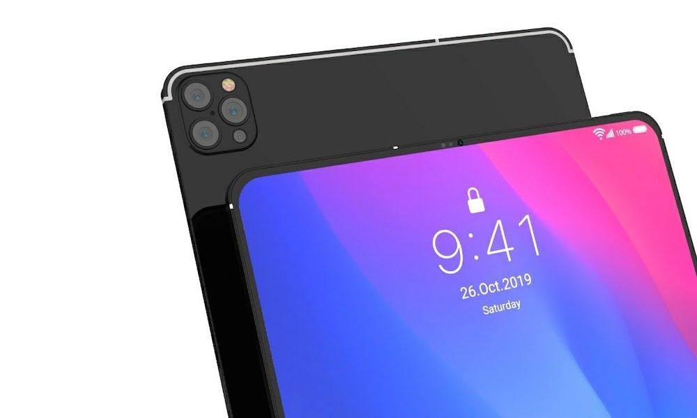Có một iPad Pro 5G mới thay đổi trò chơi vào năm tới 1