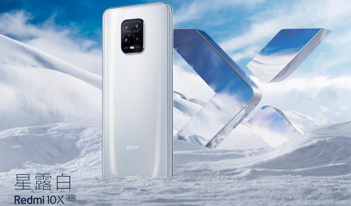 Chỉ trong 5 hơn 12 triệu euro đã được bán trên Redmi 10X 5G / 4G 1
