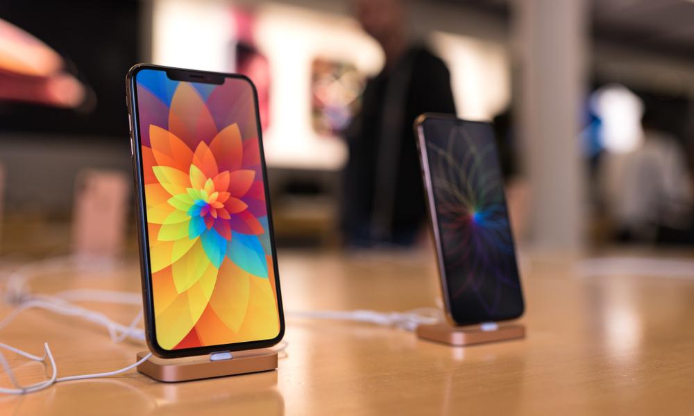 Doanh số iPhone đạt COVID-19, nhưng vẫn vượt trội so với Android 1