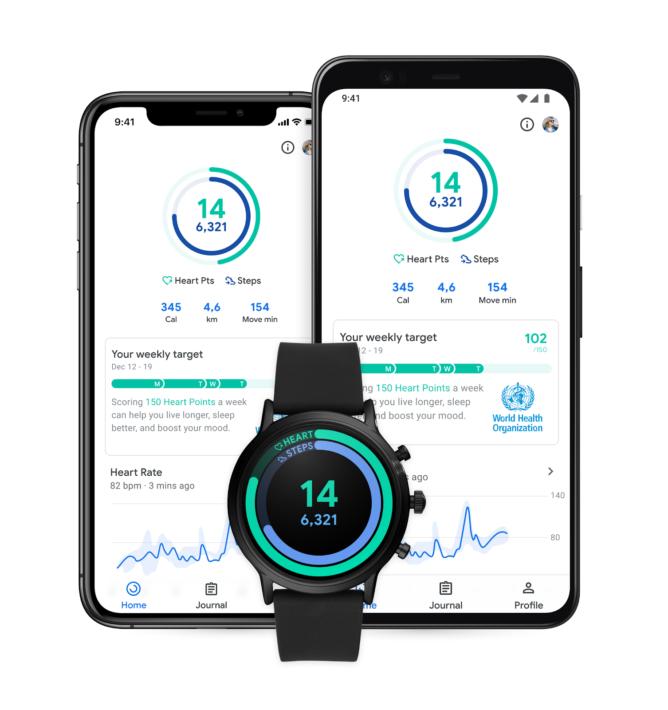 Google Fit pridáva nové dlaždice Wear OS, uprednostňuje krokomery a vylepšuje odporúčania Heart Point (aktualizácia: stiahnutie APK) 1