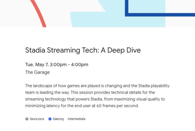 Google I / O-schemat för 2019 inkluderar sessioner om Stadia, mörkt läge, massor av assistent, men inget Wear OS 1