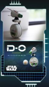 Hasbro predstavuje nové hračky Star Wars, ktoré súvisia s aplikáciou DO Droid a Lightsaber Academy 1