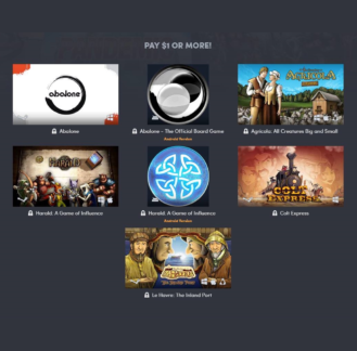 Humble Board Games Bundle inkluderar 5 Asmodee Digital Android-spel 1