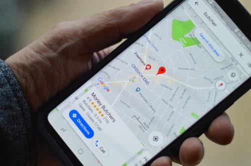 Cách hạn chế dữ liệu trong Google Maps 1