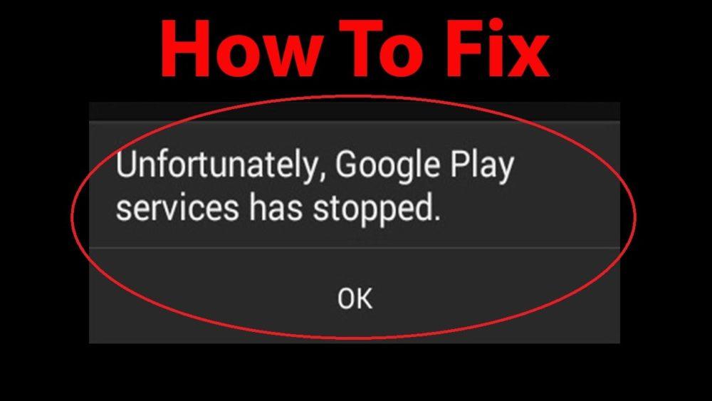 """Ako opraviť """"com.google.process.gapps sa zastavil"""" 1"""