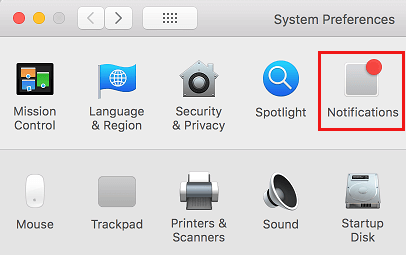 Karta Správy na obrazovke Nastavenia systému Mac