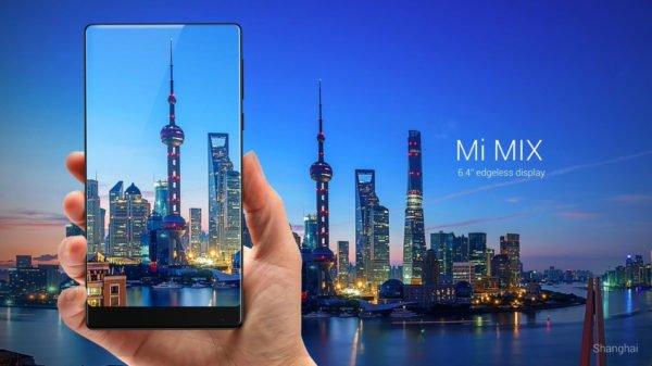Ako robiť snímky obrazovky s Xiaomi Mi Mix 1