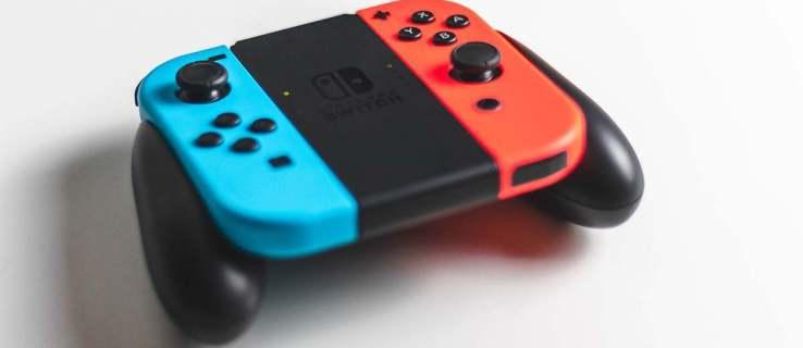 Bạn có thể xem video từ thẻ SD không Nintendo Switch? 3