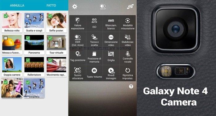 Stiahnite a nainštalujte aplikáciu Fotoaparát Galaxy Poznámka 4  na všetkých zariadeniach s Androidom 1