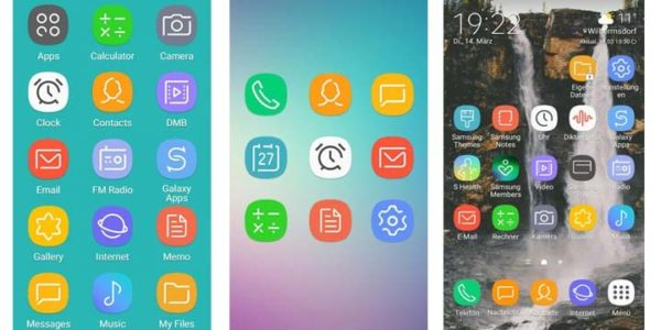 Stiahnite a nainštalujte spúšťač Galaxy S8 na všetkých telefónoch 1