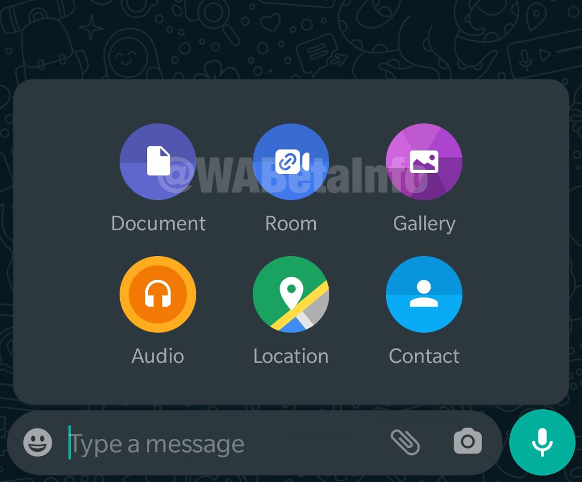 Messengermiestnosť integrovaná do najnovšej verzie WhatsApp Beta pre Android 1