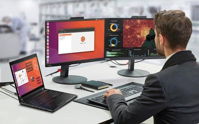 Dòng Lenovo ThinkPad và ThinkStation P mới đi kèm với Linux 2