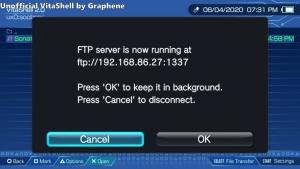 PSVita News: Súhrn stavu CBPS - Mnoho vydaní pre Vita, predstavenie CBPSDB spolu so pokusmi použiť port Vita Mystery Port a Micro USB port Slim na externé ukladanie! 2