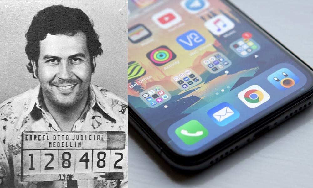 Anh trai của Pablo Escobar đã đúng Apple với giá $2.6 Tỷ 1
