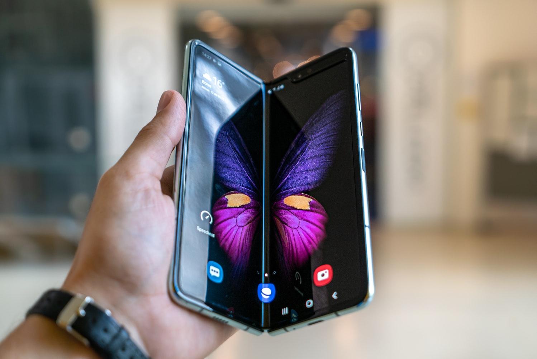 Samsung Galaxy Fold    Cài đặt và thủ thuật 1