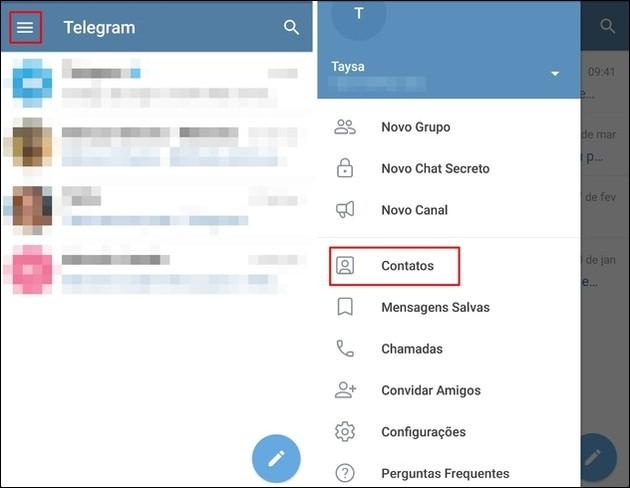 Cách sử dụng Telegram trên thiết bị di động và web