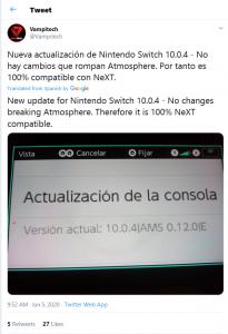 Switch Tin tức: Nintendo phát hành FW 10.0.4 không vi phạm hệ điều hành CFW và SX 3.0.0 Beta đã được phát hành cùng với hướng dẫn cài đặt SX Lite & Core! 9