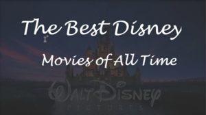 Najlepšie Disney filmy všetkých čias