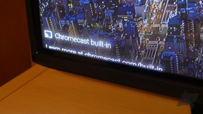 [Update: Fix rolling out] Nie, váš televízor nie je nakonfigurovaný nesprávne: Android TV vypne text Chromecastu 1