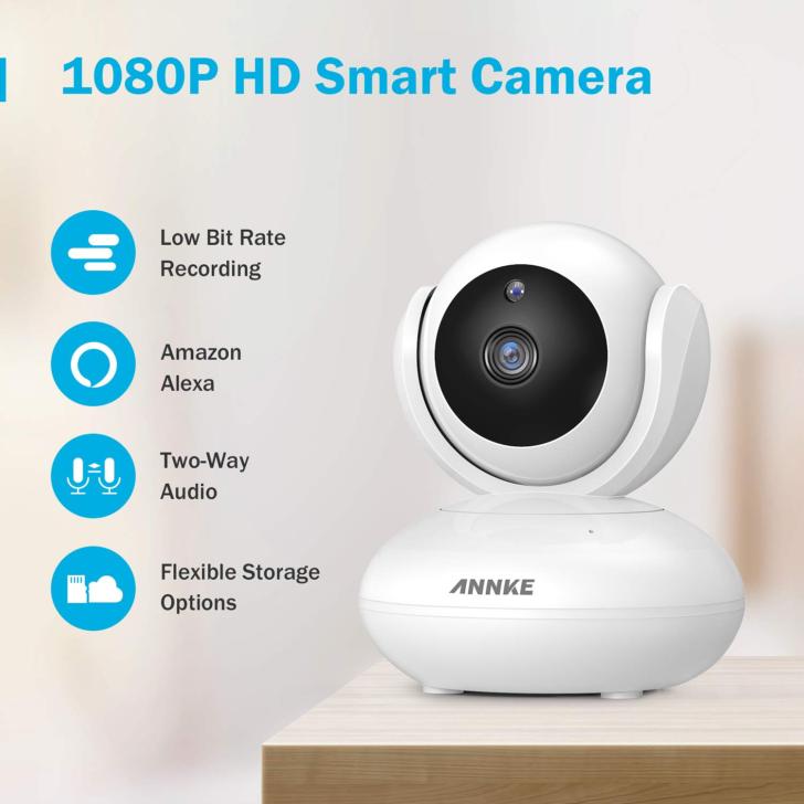 [Update: Winners] Vyhrajte jednu z 15 domácich kamier Annke 1080p alebo jednu kúpte so zľavou 43% [US] 1