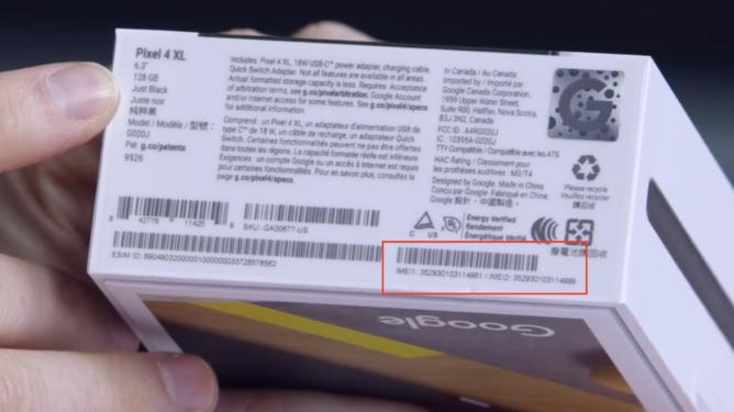 (Aktualizácia: Nasadenie pre odberateľov Fi) Pixel 4 podporuje duálny pohotovostný režim s dvoma SIM kartami 1