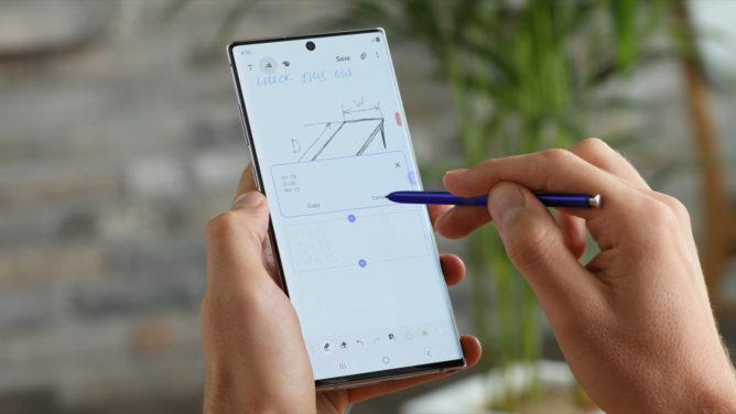 Čo je nové s Pen v Galaxy Poznámka 10 a 10+? 1