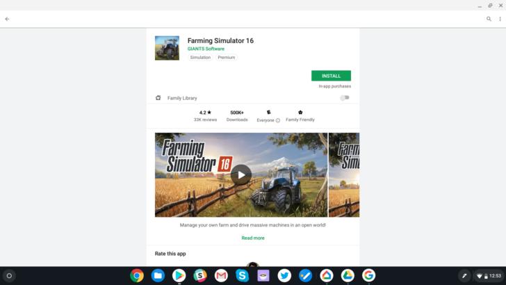 Yttrande: Android-appar är inte vägen framåt för Chromebooks 1