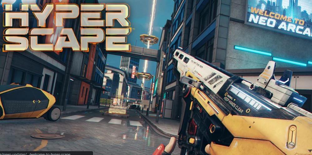 Je Hyper Scape lepší ako PUBG, Fortnite alebo Call of Duty: Warzone? 2