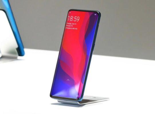 Najlepší smartphones bez rámov 2