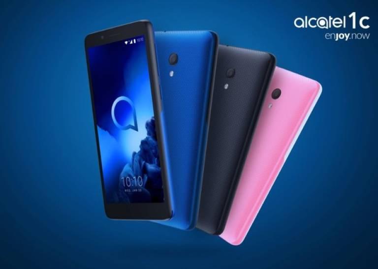 Alcatel 1C a Alcatel 1X: Android GO-smartphones za menej ako 70 eur 2