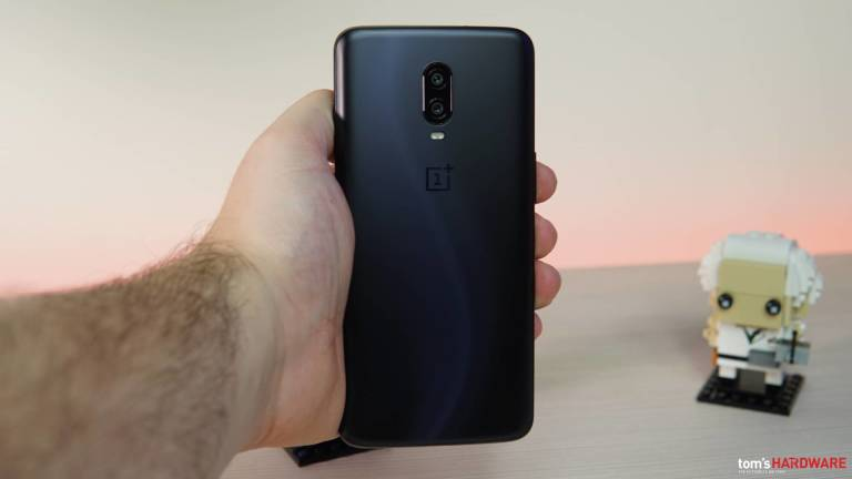 OnePlus 6T presenterades: 8 GB RAM, droppskärning och biometrisk sensor i displayen - Förhandsgranska 8