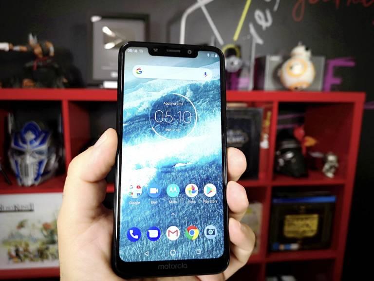 MotorolaOne, prvý Android od spoločnosti Motorola za 299 € 3