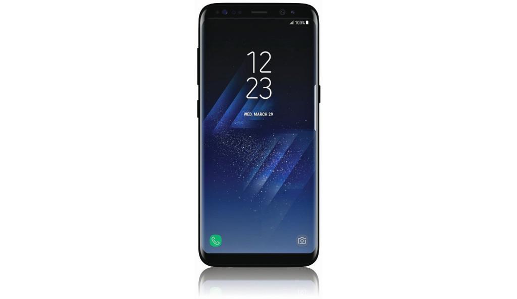 galaxia Samsung S8 IP68