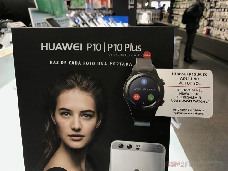 telesný vzhľad 2 Huawei