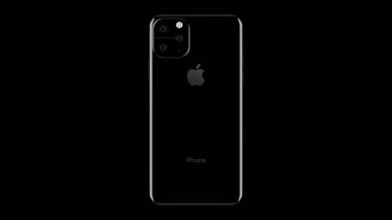 Apple, tri nové telefóny iPhone v roku 2019 a na trojitý zadný fotoaparát 1