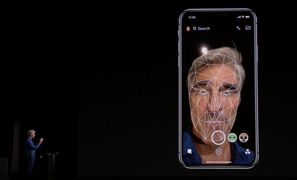 ID telefónu iPhone X