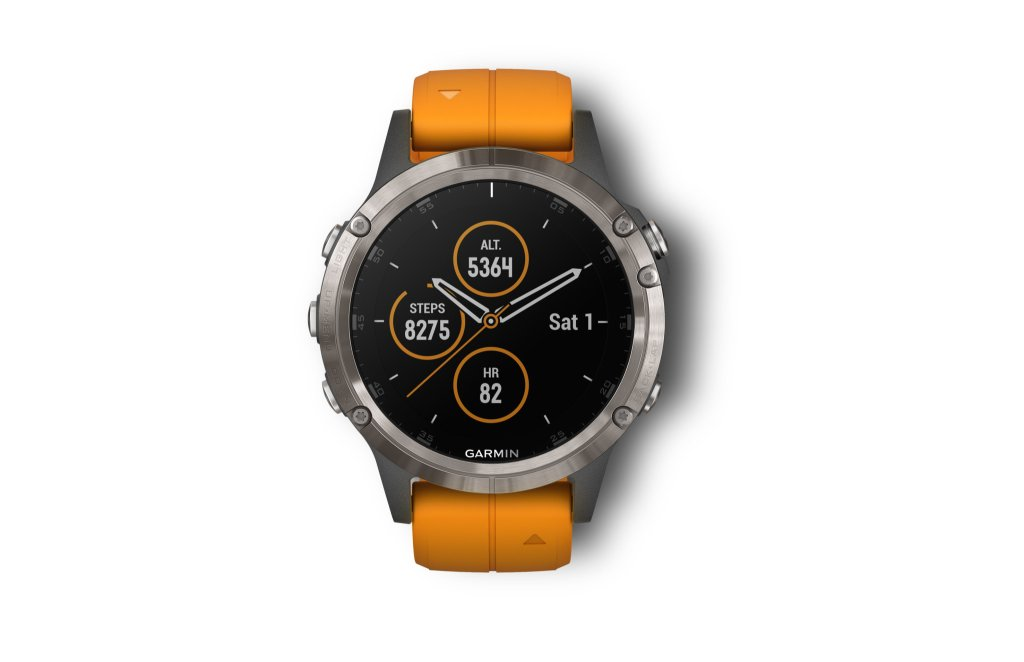 GARMIN fenix5Plus