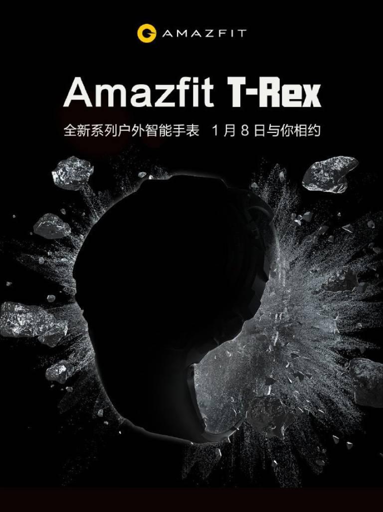 Amazfit T-Rex sú nové robustné inteligentné hodinky spoločnosti Huami 2