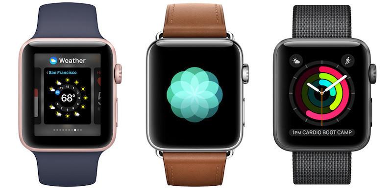 série hodiniek Apple 2 2
