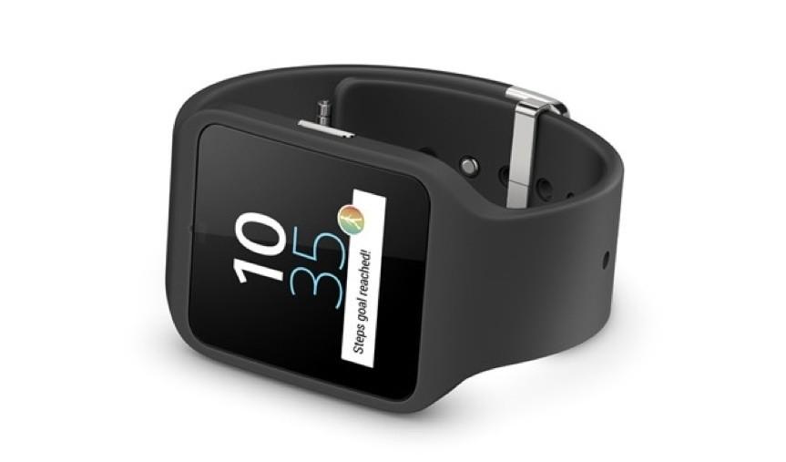 Inteligentné hodinky Sony 3