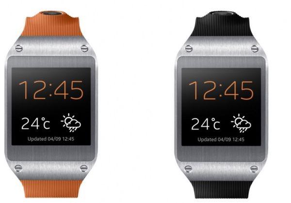 Samsung Galaxy Výbava: závod smartwatch sa začal 2
