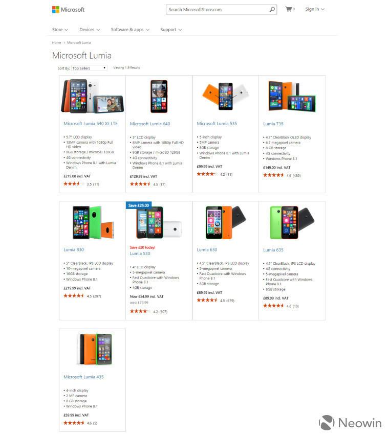 Microsoft Store windows 10 pripravené